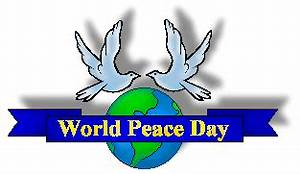 International Peace Day Clipart
