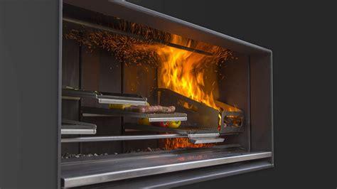 Kitchen Gas Fireplace - innovative gas fireplace heaters escea australia