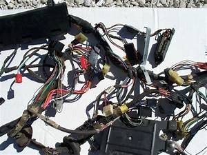 Purchase 1991 Dodge Truck Underdash Wiring Harness Mopar 91 Ram Pick Up Ramcharger Motorcycle In