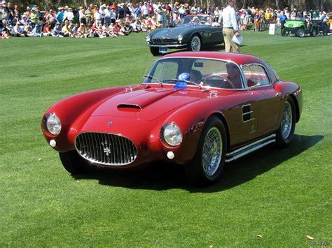 1954 Maserati A6gcs53 Berlinetta Information & Pics