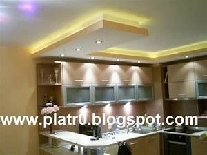 decoration cuisine en platre With d cor platre pour cuisine