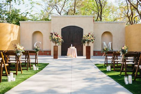 wedding venues in southern california on the