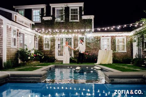 nantuckets oldest house wedding nico  lala