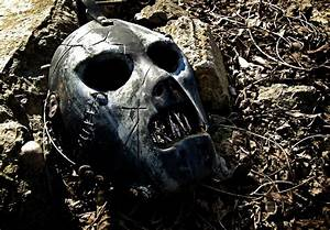 Slipknot mask (Paul Gray) | Slipknot | Pinterest