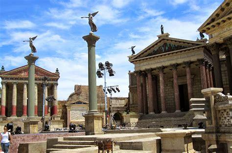 rome palazzo farnese cinecitta vatican nights