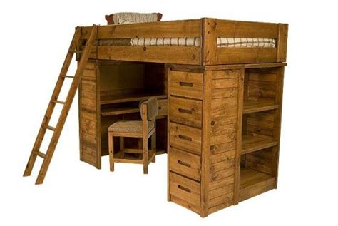 Mor Furniture Bunk Beds by Mor Furniture For Less Pioneer Student Loft