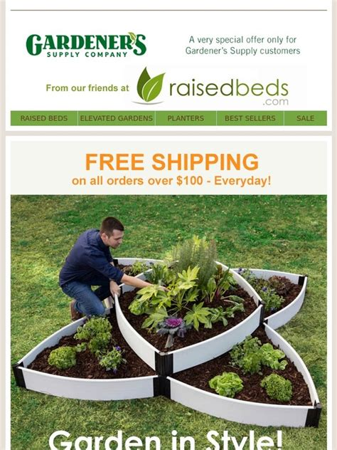gardeners supply company gardener s supply company garden in style with our