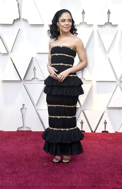 Oscars Red Carpet Dresses Popsugar Fashion Photo