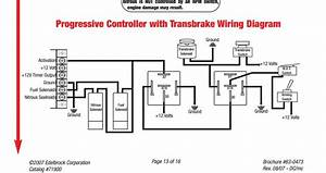 Nitrous Wiring Diagram With Transbrake