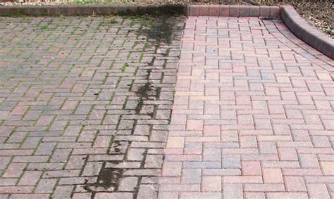driveway and patio cleaning services forest drives