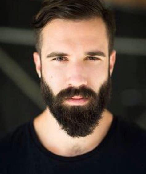 bearded styles facial hair men