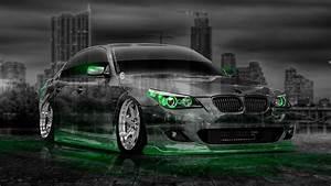 BMW M5 E60 Tuning Crystal City Car 2014 el Tony
