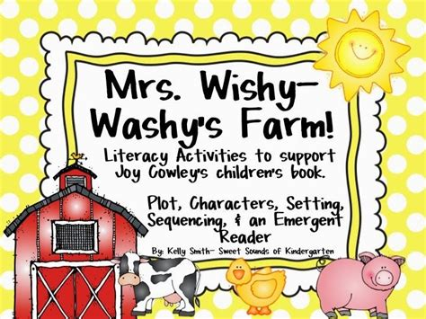 89 Best Images About Mrs. Wishy Washy On Pinterest