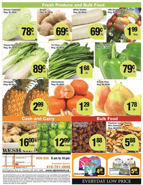 premium cuisine al premium food mart flyer may 5 to 11