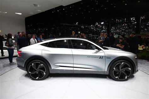 cars audi audi aicon and elaine concepts at 2017 frankfurt motor