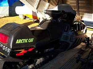 F  S 2000 Arctic Cat Zrt 600