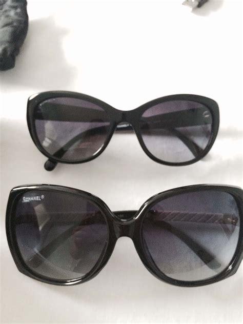 chanel sunglasses real  fake jacquardflower