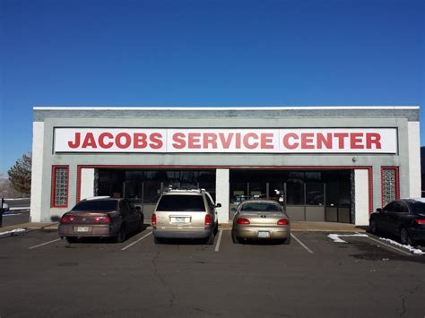 Jacobs Service Center