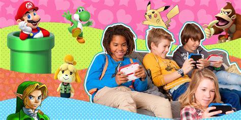 Jeux Nintendo Pour Les Enfants Nintendo