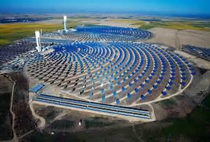 Солнечная электростанция это тепловая
