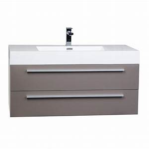 buy 3925 inch wall mount contemporary bathroom vanity With where to buy a bathroom vanity
