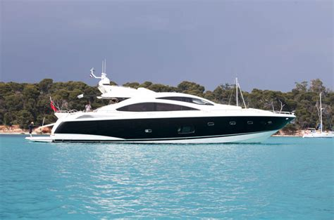 luxury motor yacht phantom sunseeker superyachts news