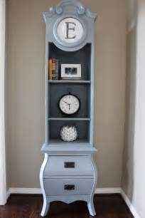 Grandfather Clock Bookcase
