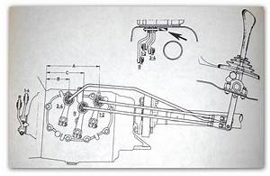 Manual Transmission Linkage Diagrams