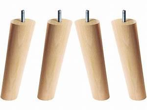 Ikea Pied De Meuble : pied meuble bois scandinave sofag ~ Dode.kayakingforconservation.com Idées de Décoration