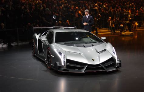 Lamborghini Egoista Crash