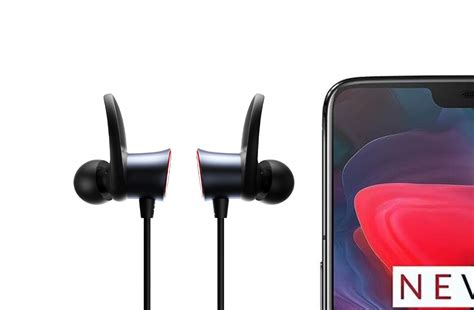 new bullets wireless earphones could launch with the oneplus 6t