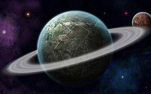 Planet With Rings Widescreen HD Wallpapers 14976 - Amazing ...