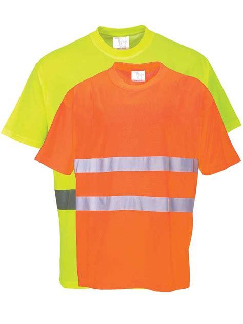 T Shirt Oceanseven A cotton hi vis t shirt