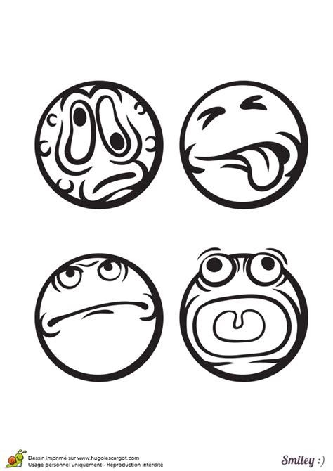 dessiner sa cuisine en ligne gratuit coloriage d une émoticône malade tire la langue pas