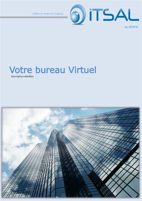 du bureau virtuel html itsal