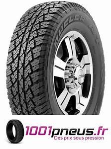 Pneus Bridgestone Avis : pneu bridgestone 225 75 r15 110s dueler a t 693 1001pneus ~ Medecine-chirurgie-esthetiques.com Avis de Voitures
