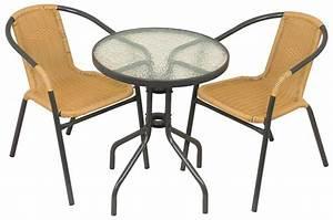 Bistrotisch Und Stühle : bistro tisch glastisch metalltisch mit glasplatte ~ Michelbontemps.com Haus und Dekorationen