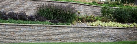 retaining wall materials landscape and retaining walls northern nj bergen county passaic county essex county morris