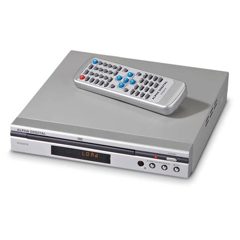 Alpha® Digital Dvd Player  155921, Dvd's At Sportsman's Guide