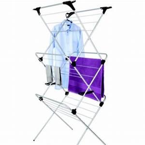 étendoir à Linge : accessoire repassage soin du linge vos achats sur ~ Premium-room.com Idées de Décoration