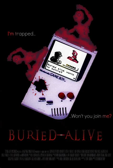 Lavender Town Buried Alive