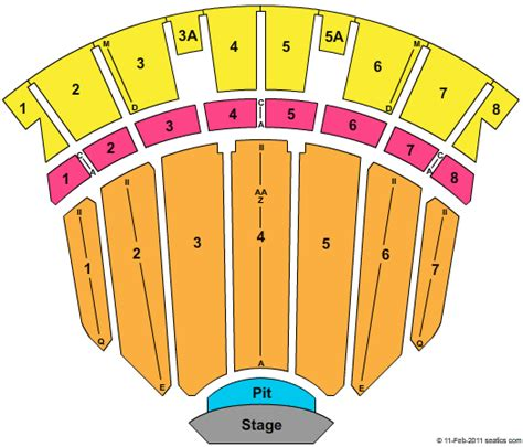 West Virginia Concert Tickets | Seating Chart | Charleston ...