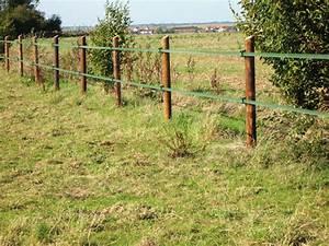 Barriere Pour Jardin : cloture pour chevaux barriere amovible pour jardin closdestreilles ~ Preciouscoupons.com Idées de Décoration