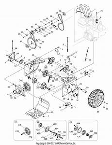 Mtd 31ae5mlg729  2005  Parts Diagram For Drive