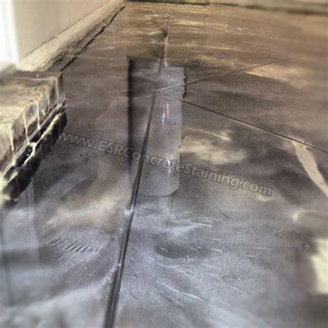 metallic epoxy garage floor metallic epoxy flooring dallas tx esr decorative