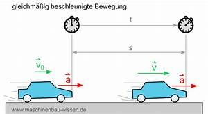 Sinkgeschwindigkeit Berechnen : die gleichm ig beschleunigte bewegung berechnen ~ Themetempest.com Abrechnung