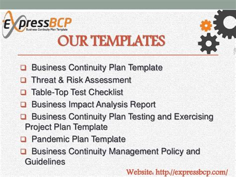 Business Continuity Plan Checklist Template Costumepartyrun