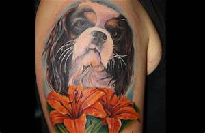 Tatouage Chien Tout Ce Qu39il Faut Savoir TattooMe Le