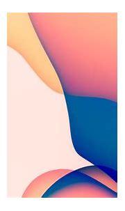 Ios 14 WWDC 2020 iPhone 12 Ipados Blue With Light Orange ...