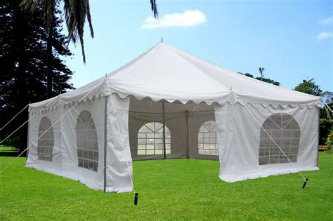 20'x20' Party Wedding Tent Canopy White